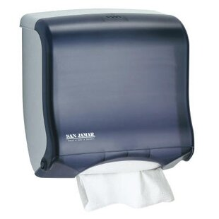 Ultrafold Fusion C Fold And Multifold Towel Dispenser In Black