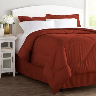 Gray Silver Red Comforters Sets Youll Love Wayfair