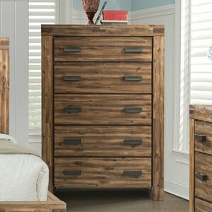 Waite 5 Drawer Chest by Loon Peak