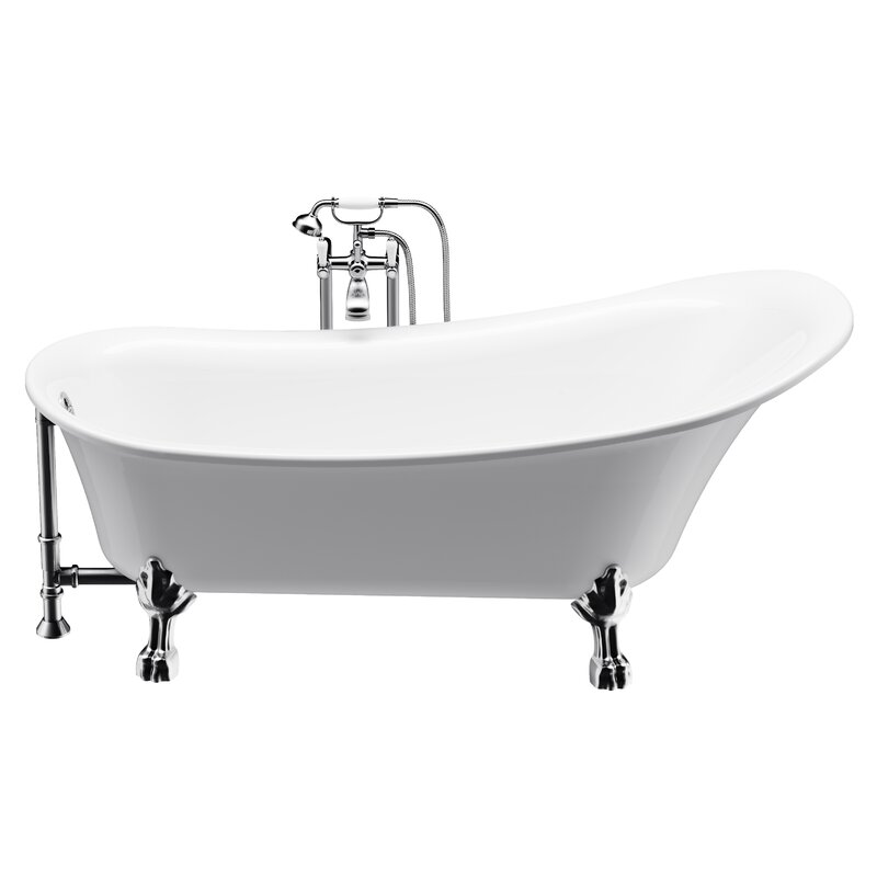 The Cheapest Price Freestanding Bathtub Ym-1032 Home Improvement