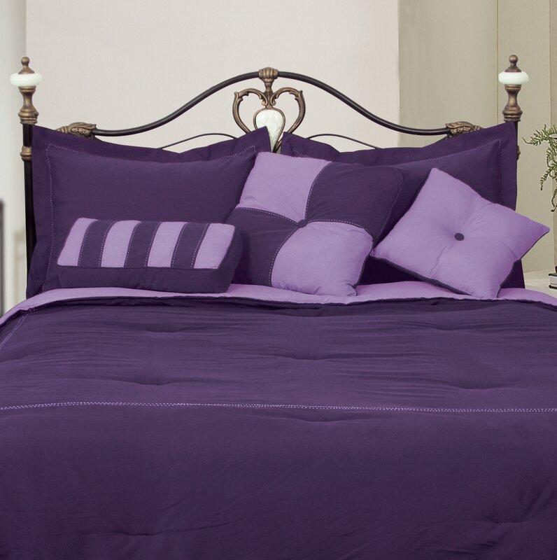 3 Piece Throw Pillow Set