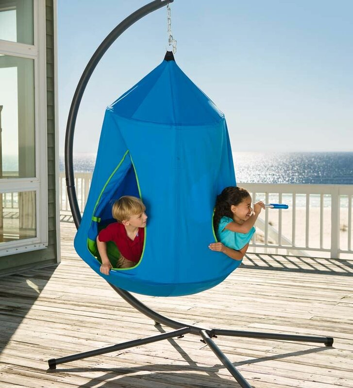 HearthSong HugglePod® HangOut Special Play Tent & Reviews