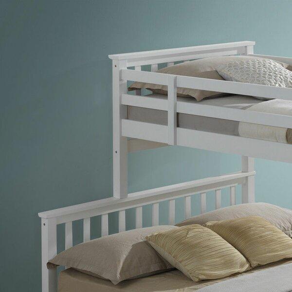 0fcbacc72c98 Home Loft Concept Mara Triple Sleeper Bunk Bed with Storage & Reviews    Wayfair.co.uk