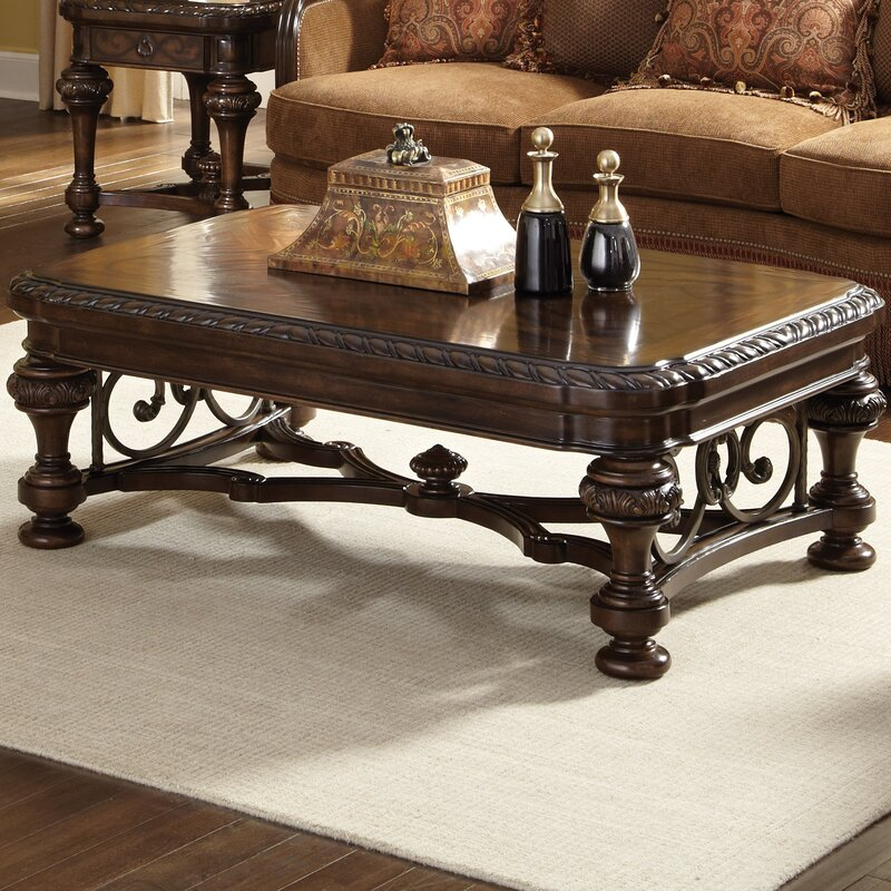 Astoria Grand Evelyn Coffee Table Amp Reviews Wayfair