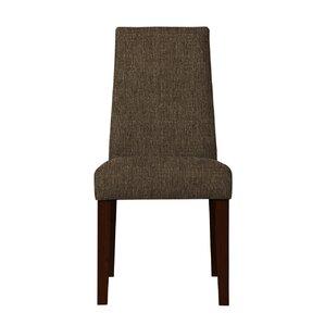 Haddonfield Wood Legs Parsons Chair (Set of 2) (Set of 2) by Latitude Run
