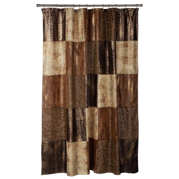 Sweet Home Collection Zambia Shower Curtain | Wayfair