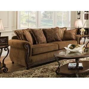 Bridgette Sleeper Sofa by Simmons Upholstery by Fleur De Lis Living
