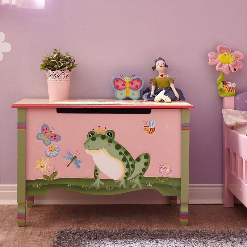 Fantasy Fields Magic Garden Toy Chest & Reviews | Wayfair