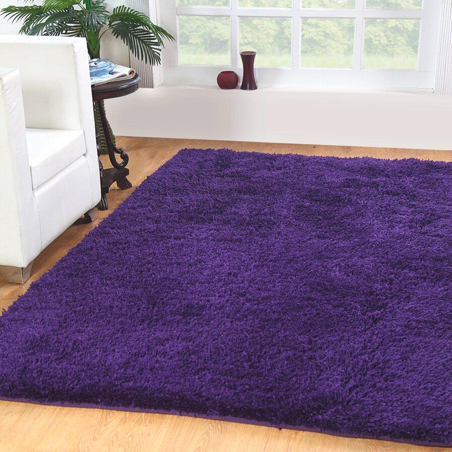 small shag rug wayfair