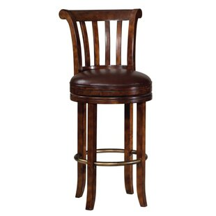 Braddock 30.5 Swivel Bar Stool