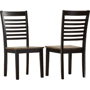 Simmons Casegoods Clipper City Side Chair (Set of 2) by Red Barrel Studio