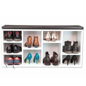 Schuhschrank Mordo für 9 Paare von Castleton Home