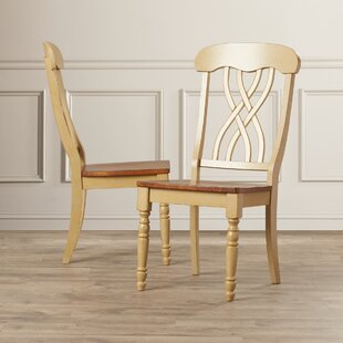 Corell Park Solid Wood Dining Chair (Set of 2)