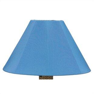 Outdoor lamp shades wayfair 25 sunbrella empire lamp shade aloadofball Images