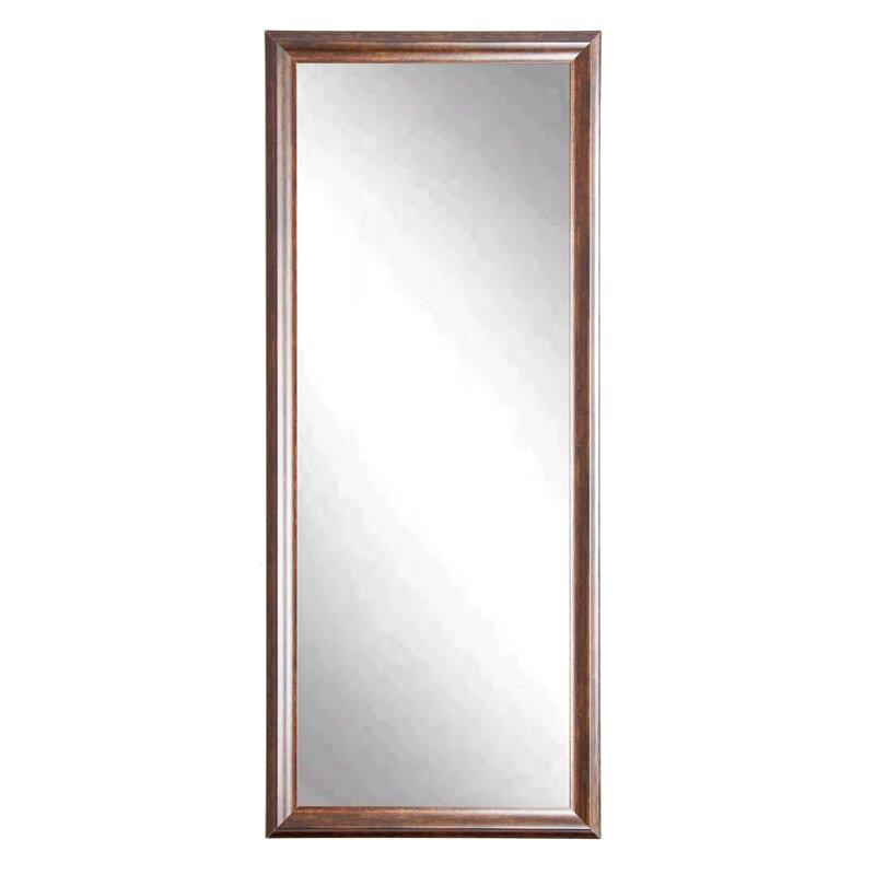 Brandtworksllc Vintage Hill Full Length Wall Mirror Reviews Wayfair