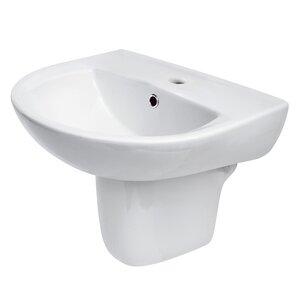Premier 55 cm Halber Sockel Waschbecken