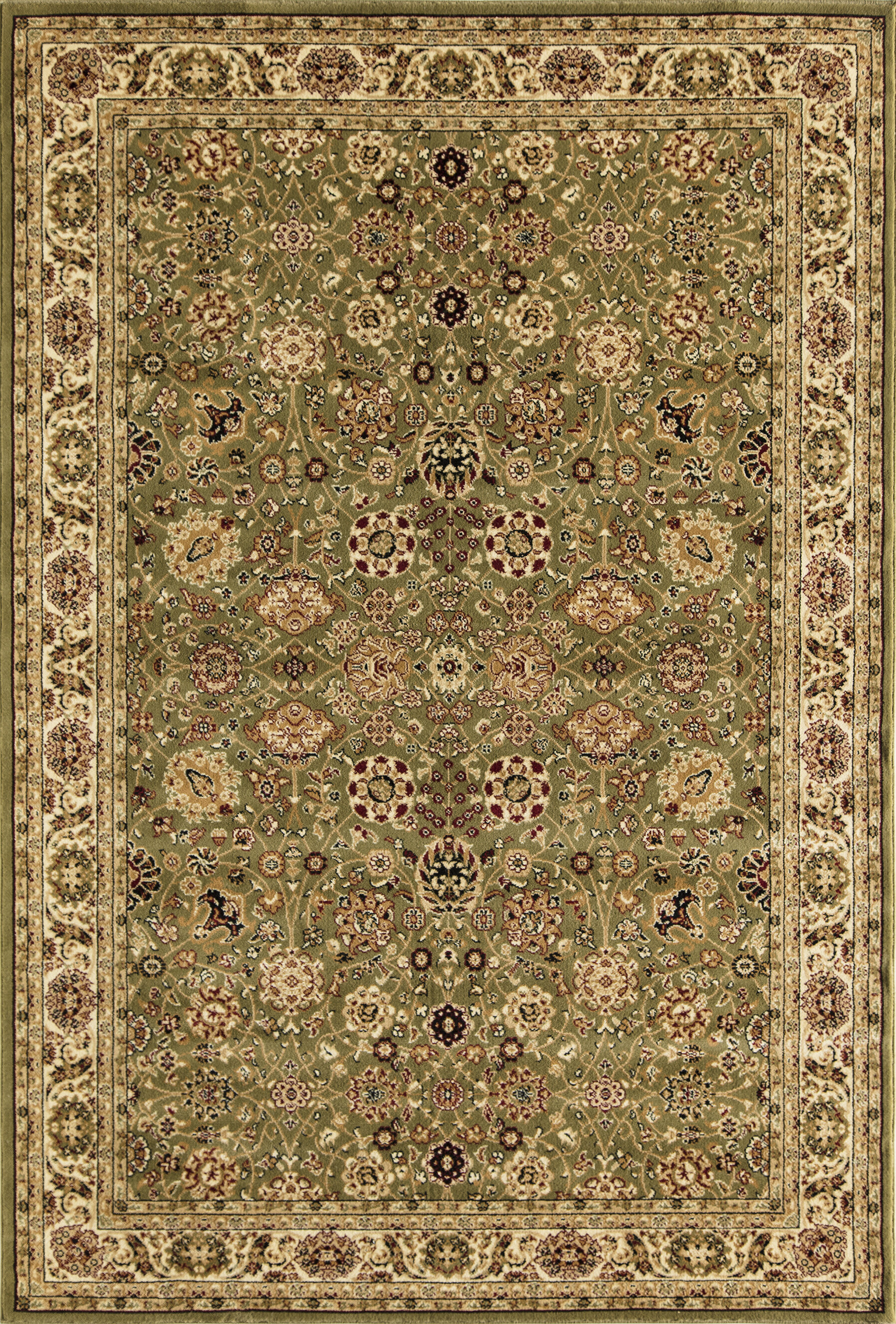 Threadbind Gloucester Olive Area Rug & Reviews | Wayfair