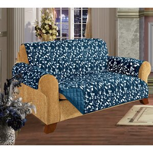 Box Cushion Sofa Slipcover by ELEGANT COMFORT