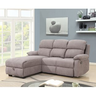 Sectional Couches With Recliners And Chaise Inside Casserly Reclining Sectional Sectionals Youll Love Wayfair
