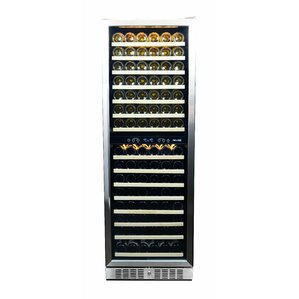 160 Bottle Dual Zone Convertible Wine Cel..