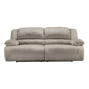 Tolette 2 Seat Reclining Sofa by Signature Design by Ashley