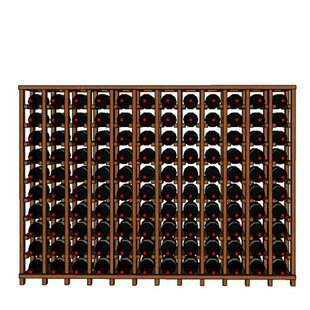 Premium Cellar Series 120 Bottle Floor Wine Rack