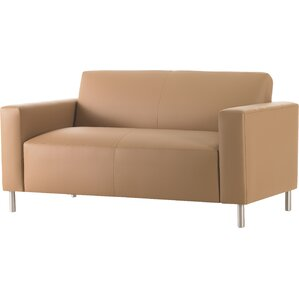 Vibe Loveseat in Grade 2 Fabric by Studio Q Furniture