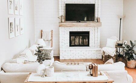 Loon peak richardson electric fireplace & reviews wayfair