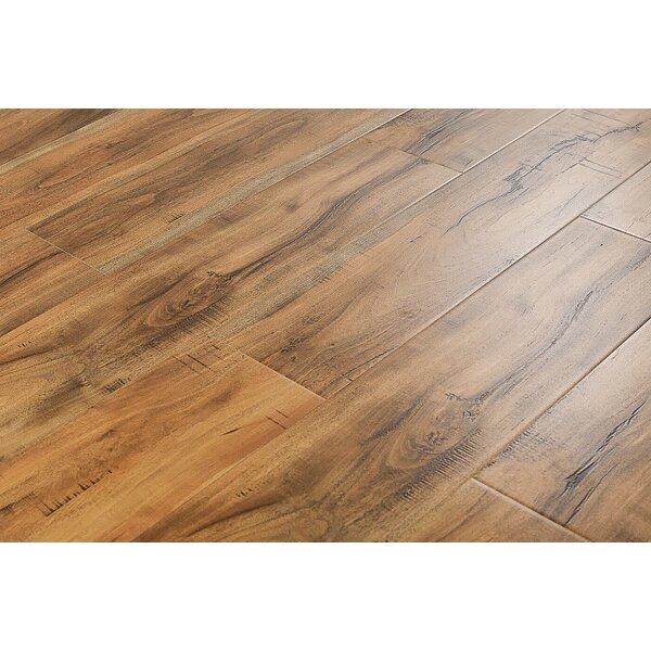 Serradon Adonis 6 X 48 X 12mm Jatoba Laminate Flooring In Smokey