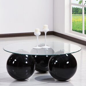 Glass Coffee Table by Best Quality Furniture