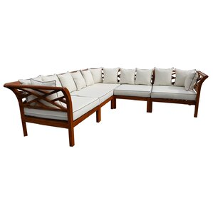 Long Island Modular Sectional  sc 1 st  Wayfair : extra long sectional sofa - Sectionals, Sofas & Couches