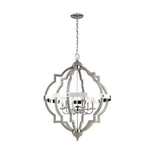 Farmhouse chandeliers birch lane save aloadofball Image collections