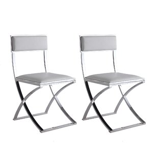 Dercho Upholstered Dining Chair (Set of 2)