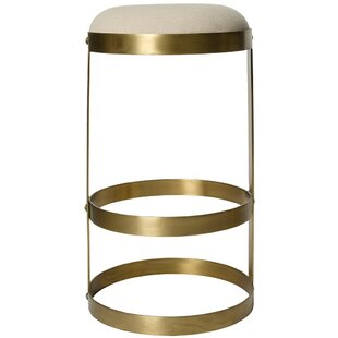 Dior Metal Bar Stool