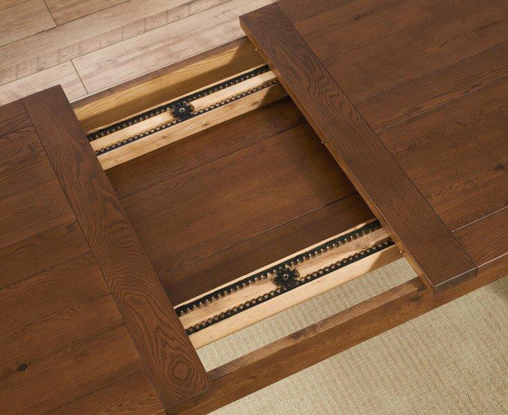 marlow home co essgruppe pipers mit ausziehbarem tisch und 8 st hlen bewertungen. Black Bedroom Furniture Sets. Home Design Ideas
