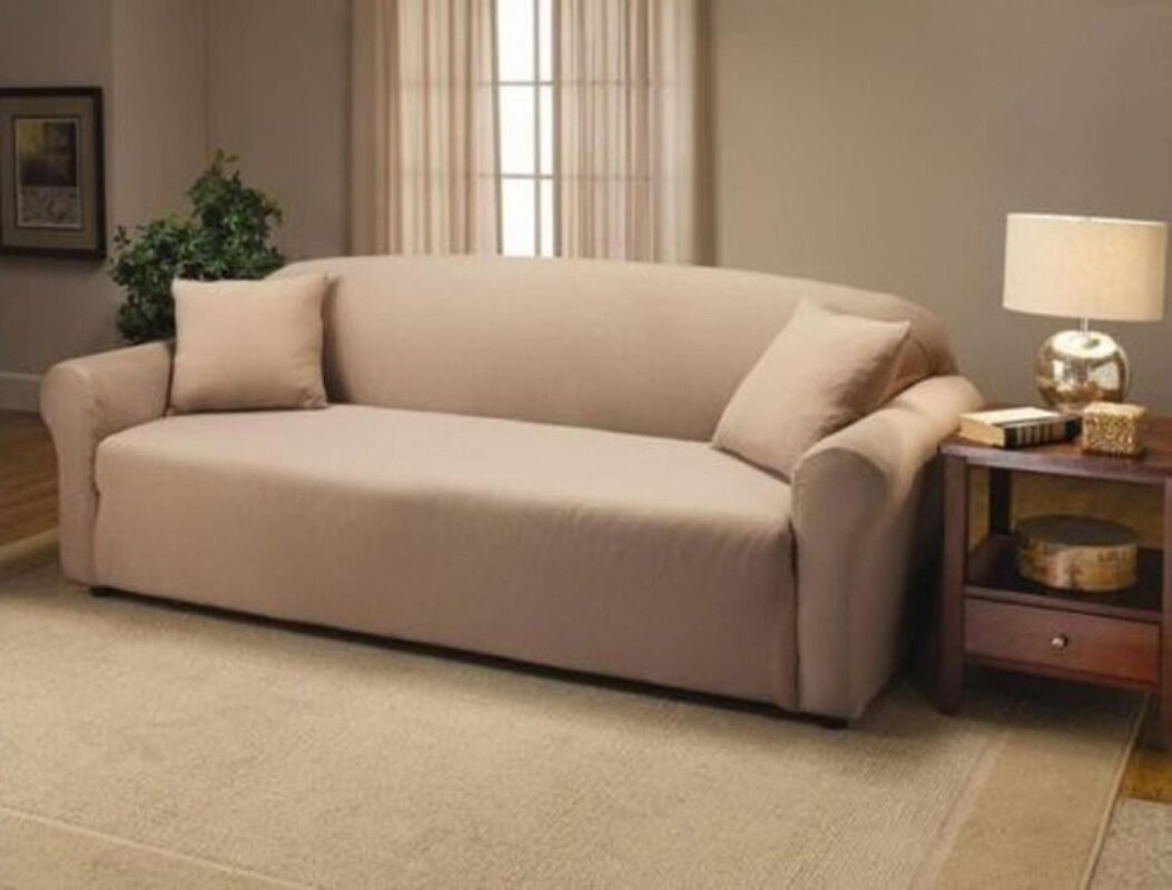 Stretch 3 Seat Sofa Slipcover