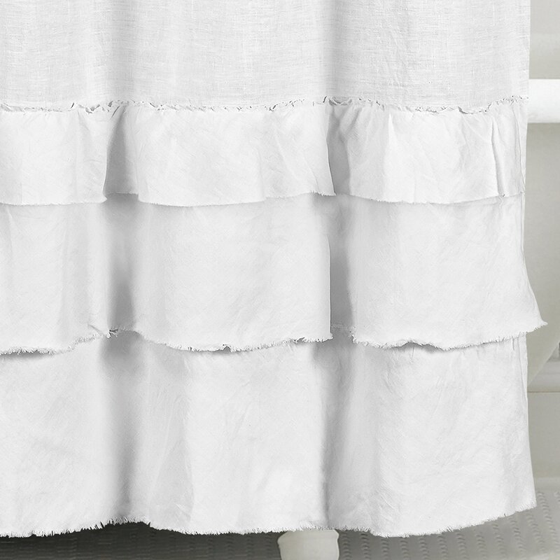 curtain curtains choosing the shower white kienandsweet linen furnitures
