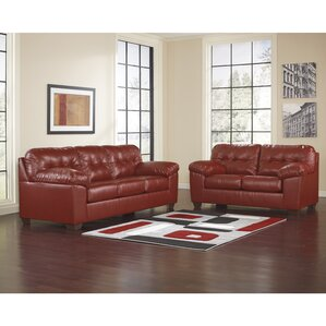 Bellville 2 Piece Living Room Set