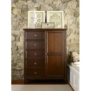 Upstate Sliding 5 Drawer Combo Dresser by Rachael Ray Home by Legacy Classic