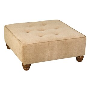 Fieldon Square Ottoman by Darby Home Co