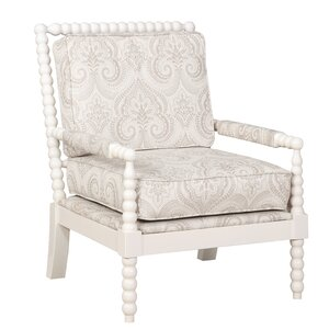 Shellplant Spindal Arm Chair