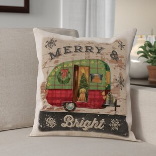Christmas Plaid Pillow Cover & Christmas Plaid Dinnerware | Wayfair