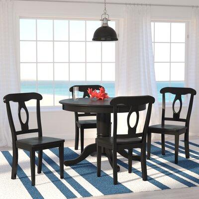 round kitchen dining room sets you 39 ll love wayfair. Black Bedroom Furniture Sets. Home Design Ideas