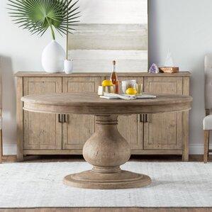 Panton Pine Dining Table by One Allium Way