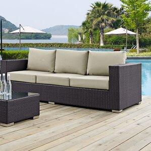 Ryele Sofa With Cushions Images