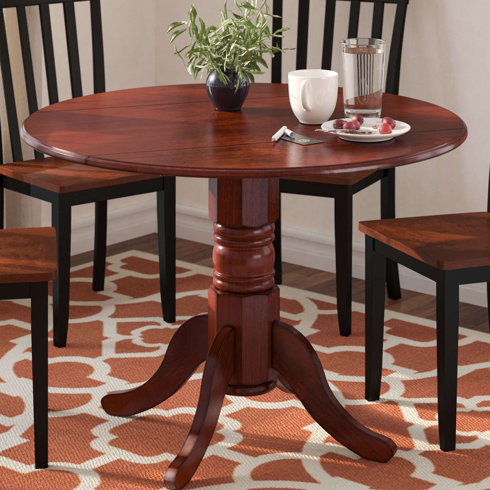 Marvelous Alcott Hill Chesterton Drop Leaf Dining Table U0026 Reviews | Wayfair