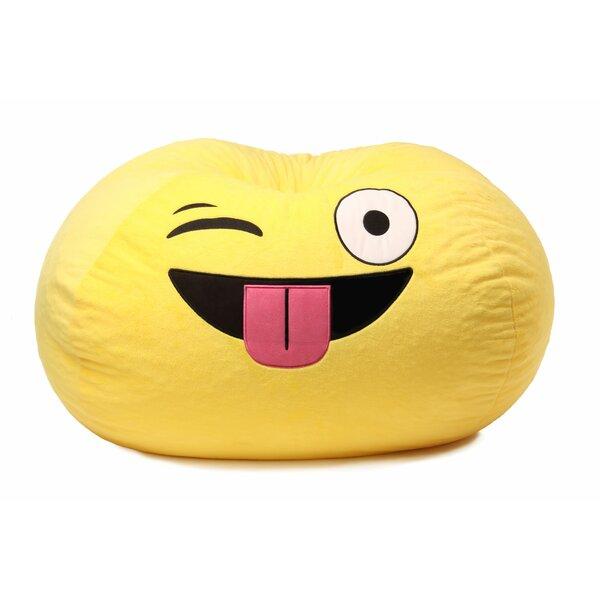 Ace Casual Furniture GoMoji Emoji Silly Bean Bag Chair Reviews