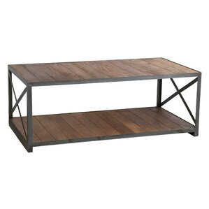 Villas Coffee Table by Rosecliff Heights