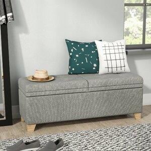 Arneson Upholstered Storage Bench