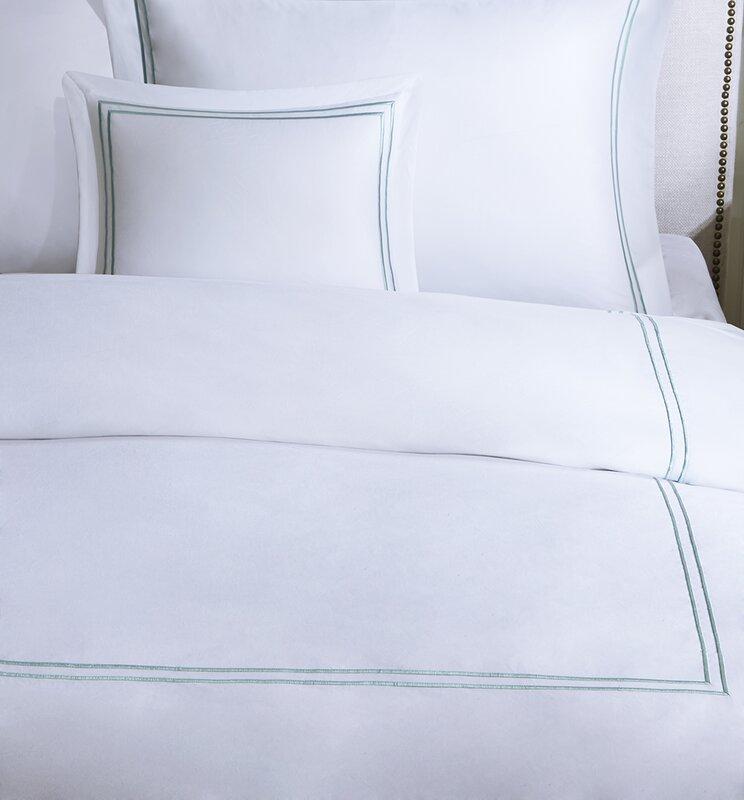 Luxury 4 Piece Duvet Cover Set